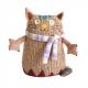 Кот Котейка розовый 15 см